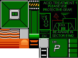 Acid Min Tileset by SteveJohnsonPikmin