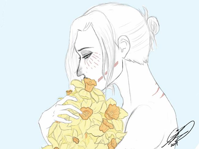 Forgive Me  by chockingonflowers
