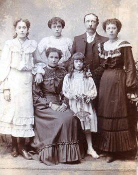 The Edwardian Family