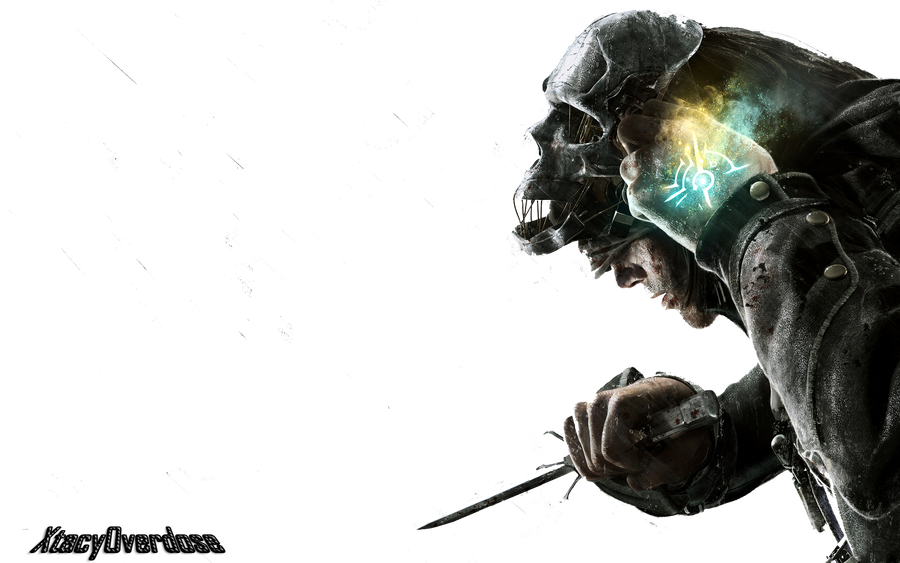 Dishonored render by XtacyOverdose