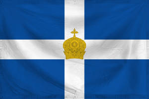 State Flag of the Hellenic Empire by Gouachevalier