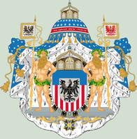 AH - American Coat of Arms by Gouachevalier