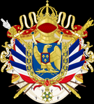 French Imperial Coat of Arms