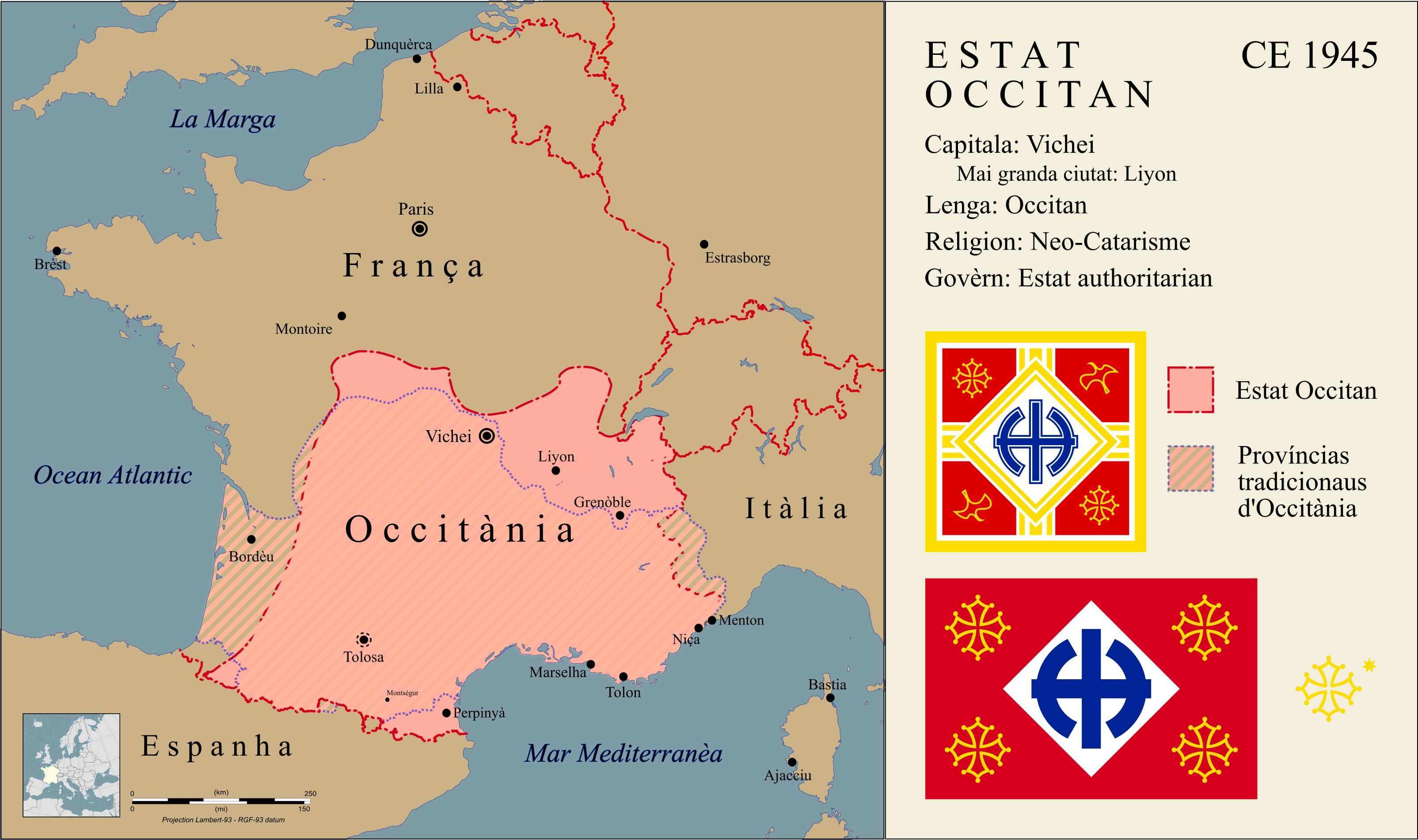 Ah Vichy Occitania By Gouachevalier On Deviantart