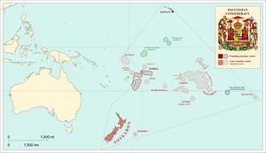 Polynesian Confederacy by Gouachevalier