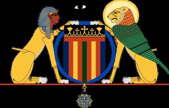Coptic Coat of Arms