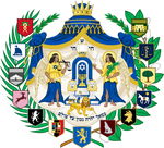 Middle Arms of the Reunited Kingdom of Israel