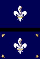 Louisiana Flag Proposal by Gouachevalier