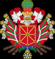 Basque Kingdom of Navarre by Gouachevalier
