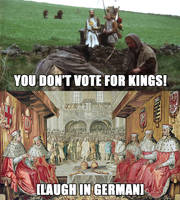 Elective Monarchy: Germany by Gouachevalier
