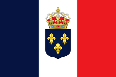 Kingdom of France by Gouachevalier