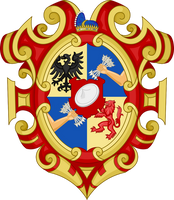 Ducal CoA of Israel by Gouachevalier