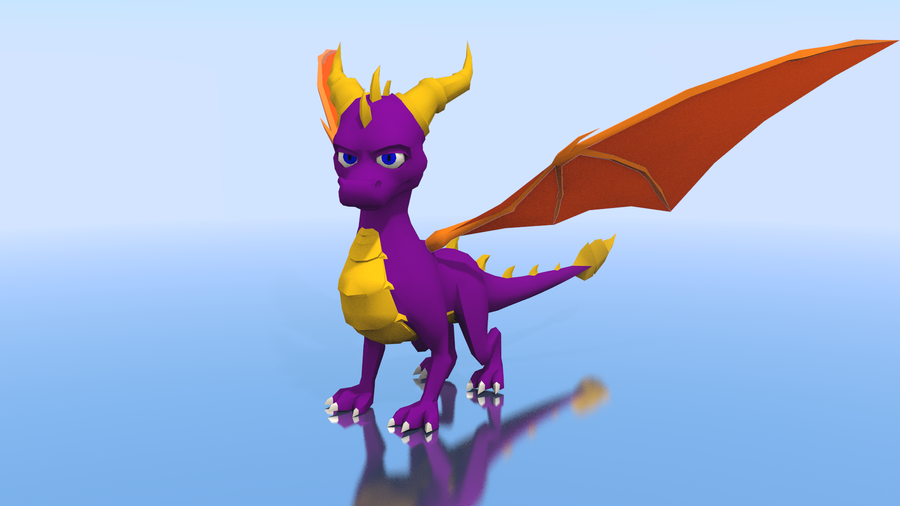 spyro 3d models others favourites by Drakitora on DeviantArt | 900 x 506 png 229kB