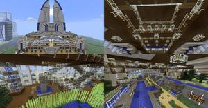 Anno 2070: Eco City Center by TheApiem