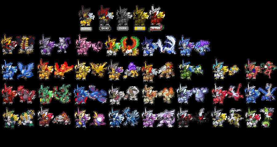 Zarame My 1st Sprite Pokemon By Conanedagawa On Deviantart
