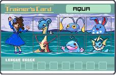 Gym Leader Aqua by Beautiful-Dreamer602