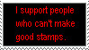 ::I can't make stamps:: by FallenWarriorRoxas