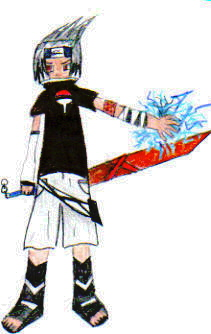 Sasuke New Outfit by FallenWarriorRoxas on deviantART