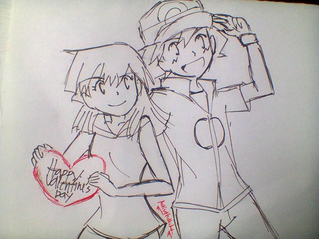 My Valentine by Uta-Makoto-chan