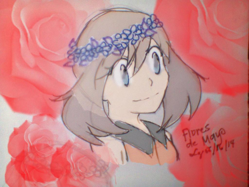 Flores de Mayo by Uta-Makoto-chan