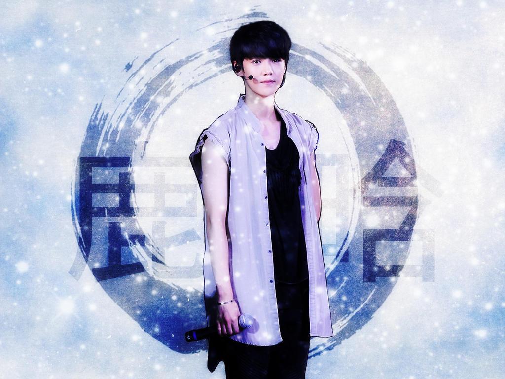 EXO Luhan by Uta-Makoto-chan