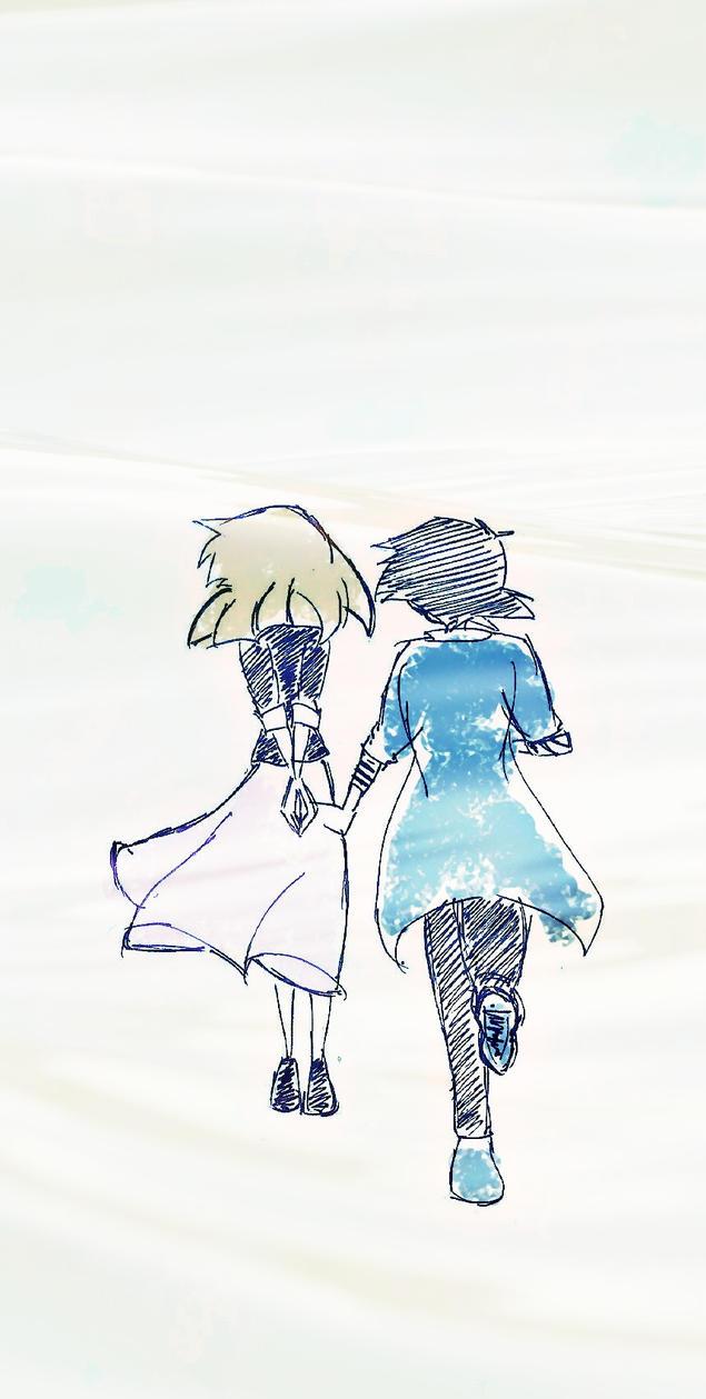 promises by Uta-Makoto-chan