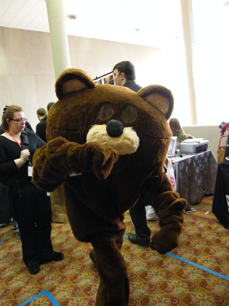 OhCon '10 Petto Bear by Aurora-ASB