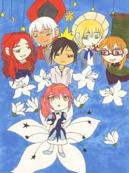 Cinderella Phenomenon by Aurora-ASB