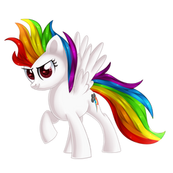 Super rainbow dash :F/D: