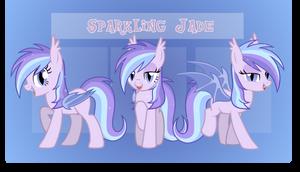 Sparkling Jade Basic Reff/Sheet