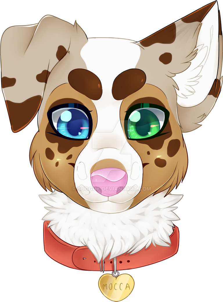 Mocca [Personal Badge] by Skittian