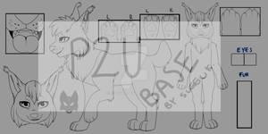 Lyn reference sheet P2U base