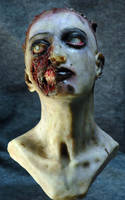 Zombie version 3 by mikesneath