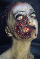 Zombie Woman Version 4 img01 by mikesneath