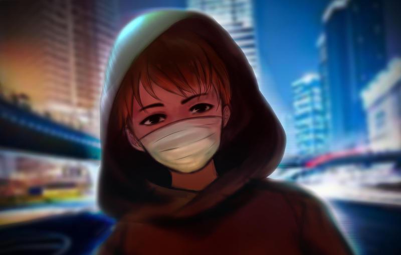 Night City by LonPi