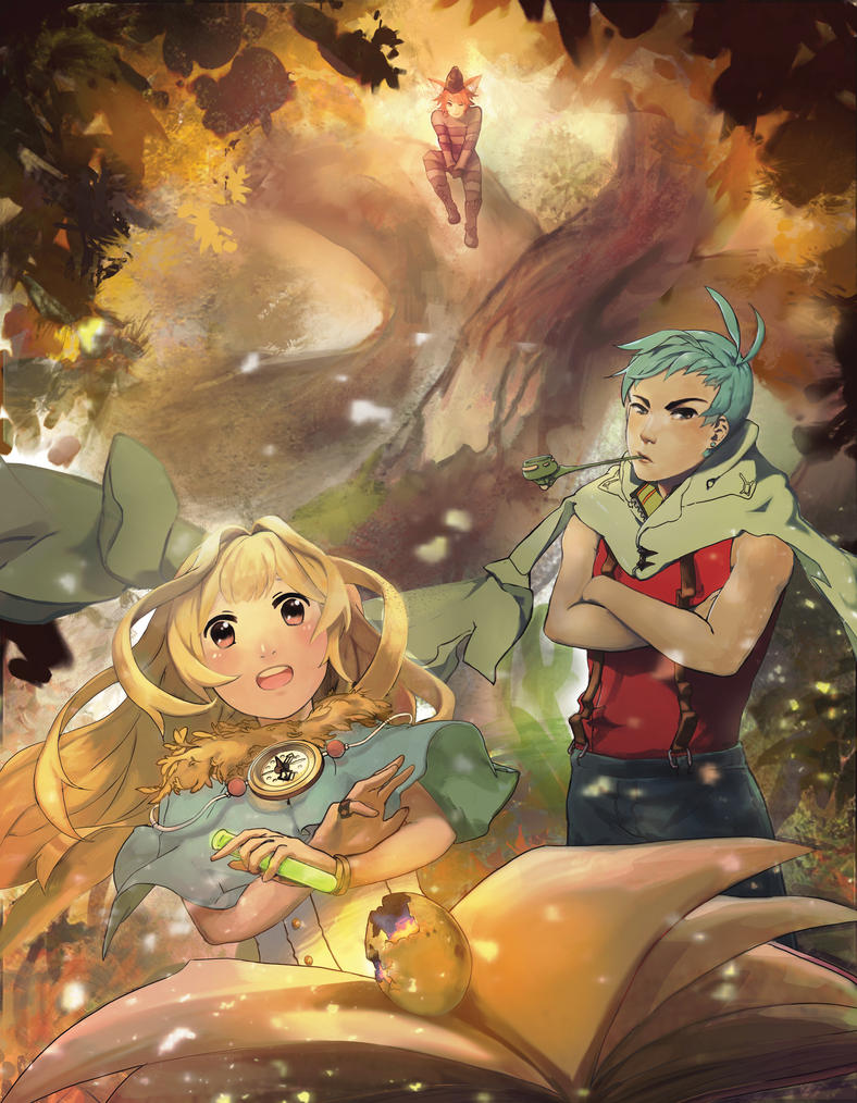 Cherish the Wonderland by LonPi
