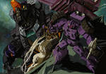 Team of Trypticon--colored