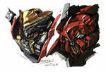 Deadend and Demolishor-colored