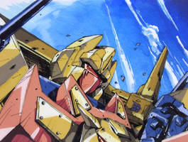 Razorclaw by marble-v
