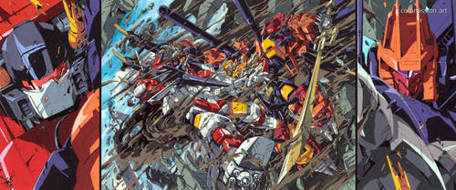 Superion vs. Predaking