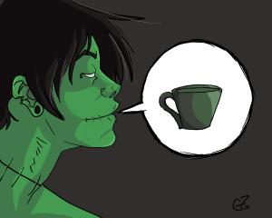 CaffeinatedZombie's Profile Picture