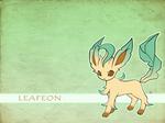Leafeon Wallpaper