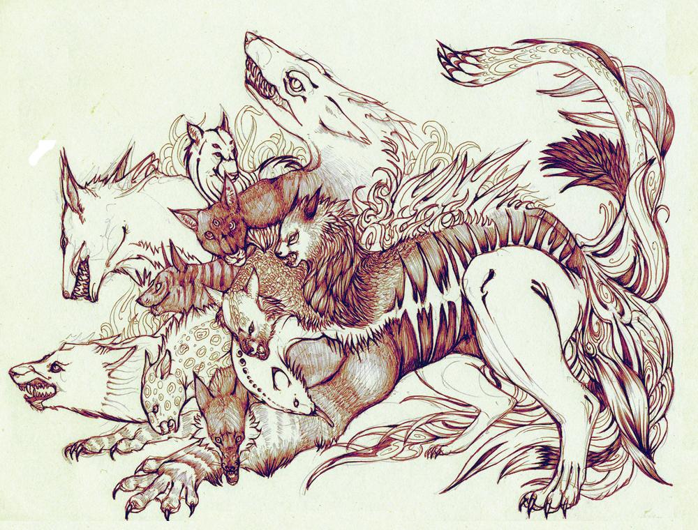 Chimera by opika