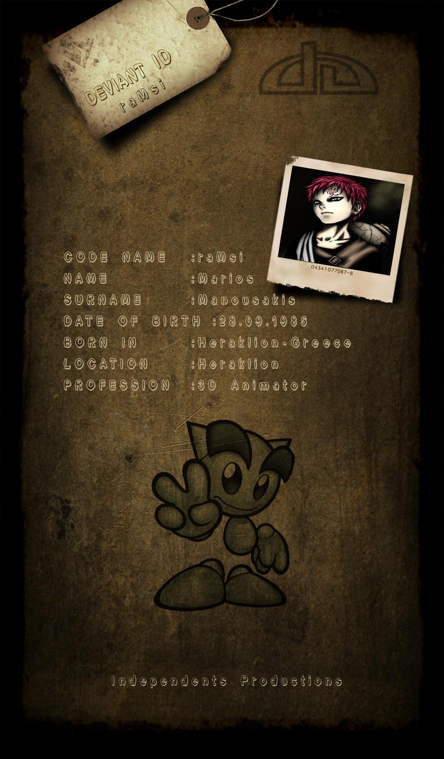 raMsoukos's Profile Picture