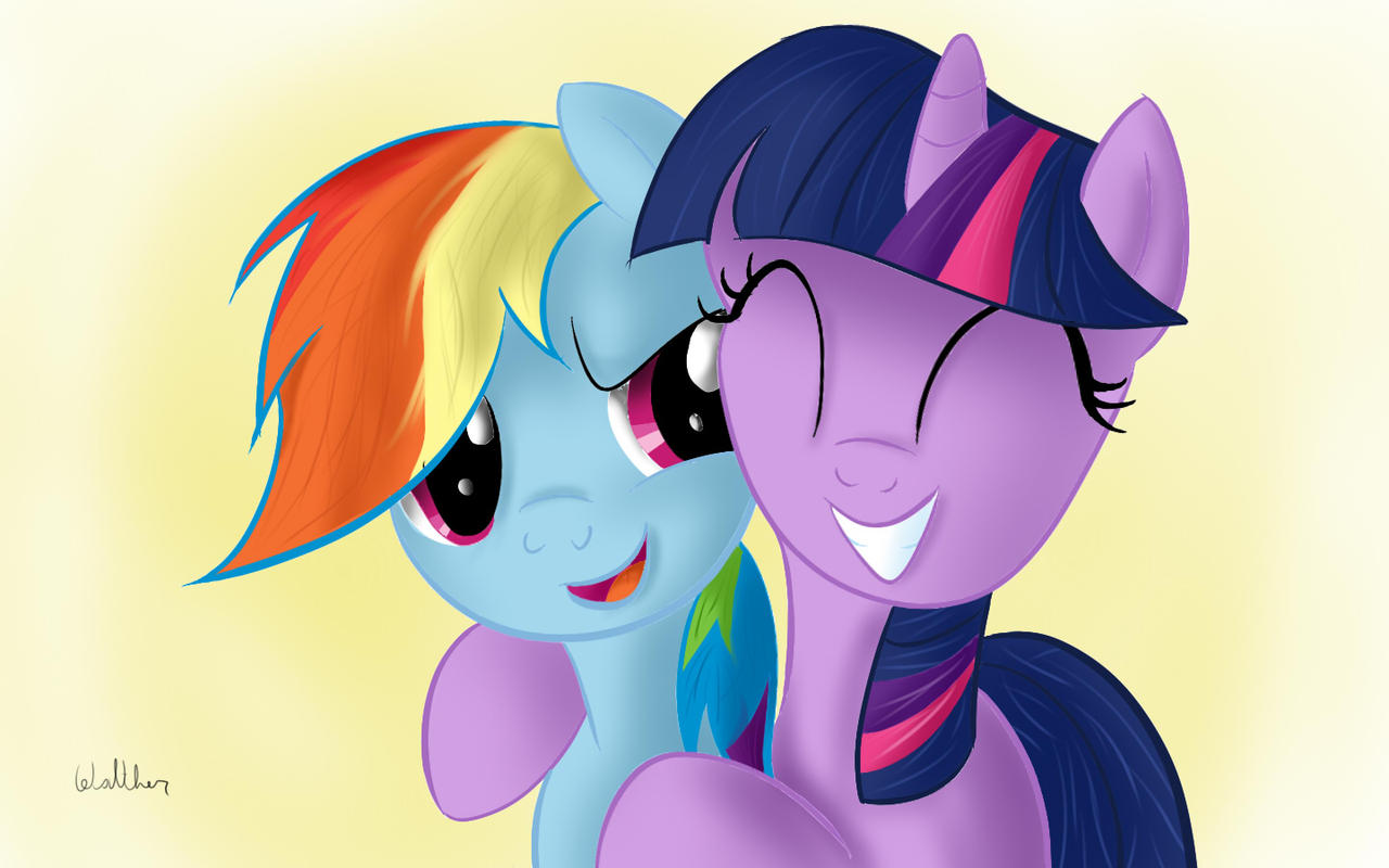 Friends forever by ColonelWalther