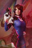 D'Va Overwatch by mcolon93