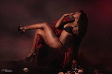Vampire Queen by mcolon93
