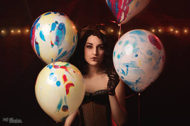 Between Ballons by mcolon93