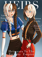 Heirs: Fernsby Twins by 03JINX