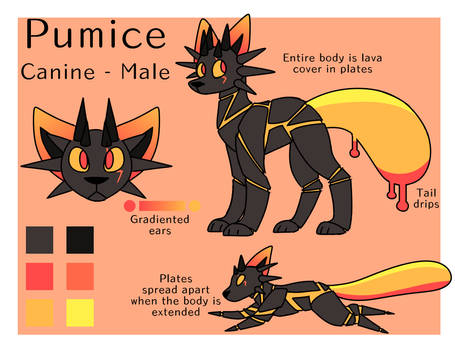 !Pumice Auction! (Closed)